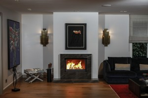 Modern Fireplace Surrounds - M 216
