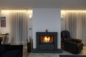 Modern Fireplace Surrounds - M 217