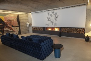 Modern Fireplace Surrounds - M 218 B