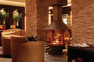Central Fireplace Surrounds - O 112