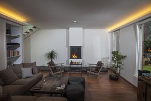 Special Design Fireplaces - O 121 C