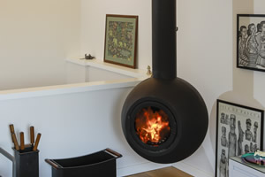 Central Fireplace Surrounds - O 132 B
