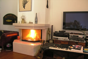 Prismatic Fireplace Surrounds - P 102 A