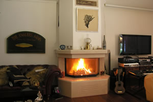 Prismatic Fireplace Surrounds - P 102