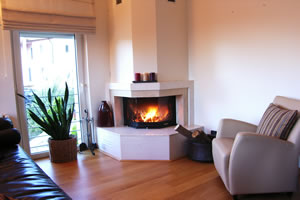 Prismatic Fireplace Surrounds - P 104