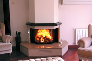 Prismatic Fireplace Surrounds - P 106 A