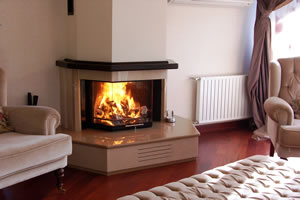 Prismatic Fireplace Surrounds - P 106