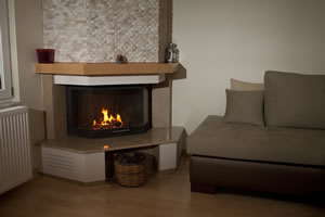 Prismatic Fireplace Surrounds - P 107 A
