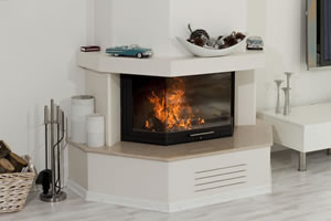 Prismatic Fireplace Surrounds - P 109 A