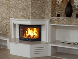 Prismatic Fireplace Surrounds - P 110 A
