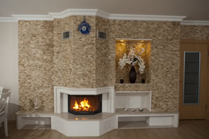 Prismatic Fireplace Surrounds - P 110 B