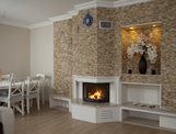 Prismatic Fireplace Surrounds - P 110