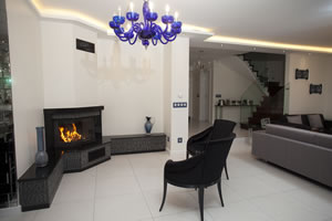 Prismatic Fireplace Surrounds - P 112 A