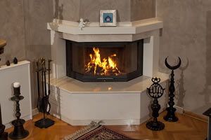 Prismatic Fireplace Surrounds - P 113 A