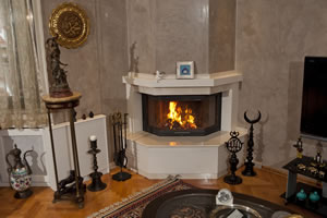 Prismatic Fireplace Surrounds - P 113 B