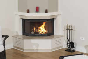 Prismatic Fireplace Surrounds - P 114