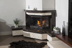 Prismatic Fireplace Surrounds - P 115 A
