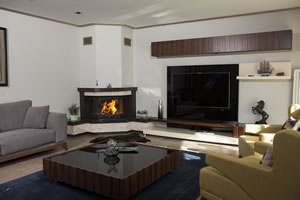 Prismatic Fireplace Surrounds - P 115 B