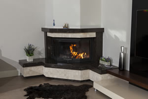 Prismatic Fireplace Surrounds - P 115