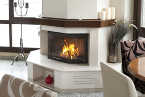Prismatic Fireplace Surrounds - P 116