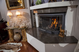 Prismatic Fireplace Surrounds - P 117 A