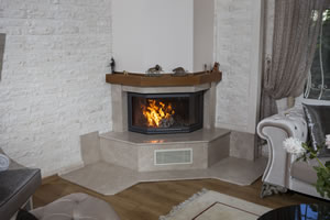 Prismatic Fireplace Surrounds - P 118 A