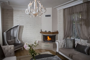 Prismatic Fireplace Surrounds - P 118 B