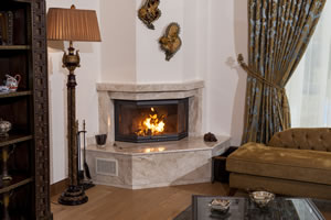 Prismatic Fireplace Surrounds - P 119 B