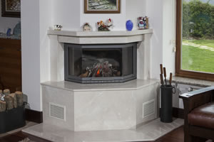 Prismatic Fireplace Surrounds - P 120 B