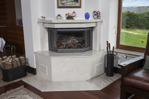 Prismatic Fireplace Surrounds - P 120