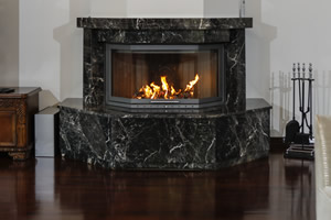 Prismatic Fireplace Surrounds - P 122