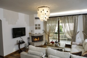 Prismatic Fireplace Surrounds - P 123 B