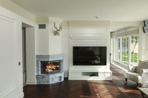 Prismatic Fireplace Surrounds - P 124 A