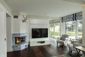 Prismatic Fireplace Surrounds - P 124 B