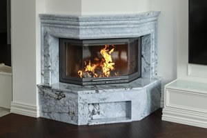 Prismatic Fireplace Surrounds - P 124