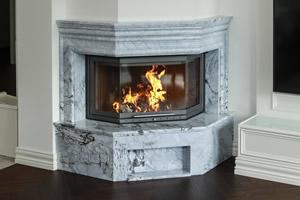 Prismatic Fireplace Surrounds - P 124