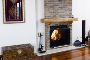 Rustic Fireplace Surrounds - R 102