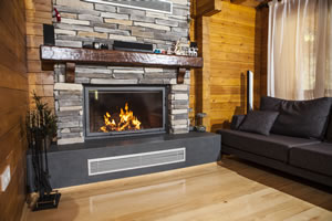 Rustic Fireplace Surrounds - R 125