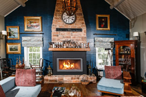 Rustic Fireplace Surrounds - R 127