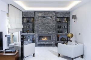 Rustic Fireplace Surrounds - R 129
