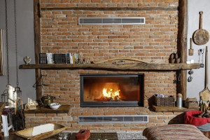 Rustic Fireplace Surrounds - R 130 A