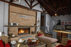 Rustic Fireplace Surrounds - R 130 B