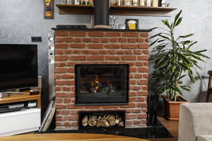 Rustic Fireplace Surrounds - R 131