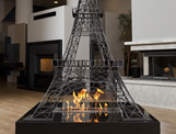 Special Design Fireplaces - TSR 103 Eyfel B