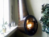 Special Design Fireplaces - TSR 105 Pipo