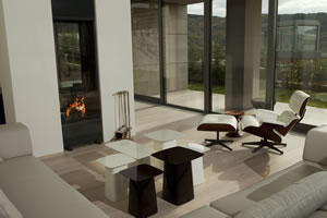 Special Design Fireplaces - TSR 106 A