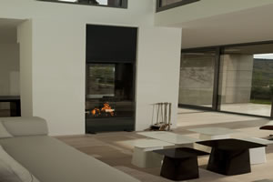 Special Design Fireplaces - TSR 106
