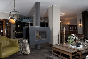 Special Design Fireplaces - TSR 108 B