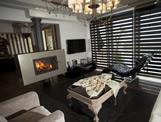 Special Design Fireplaces - TSR 110 360° Plazma C