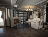 Special Design Fireplaces - TSR 110 360° Plazma